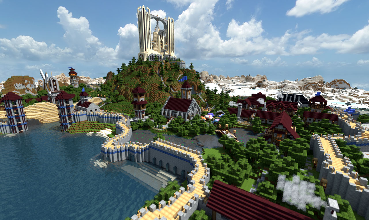 World Of Keralis Map Download Pe. World of Keralis Map 5 for Minecraft  File com