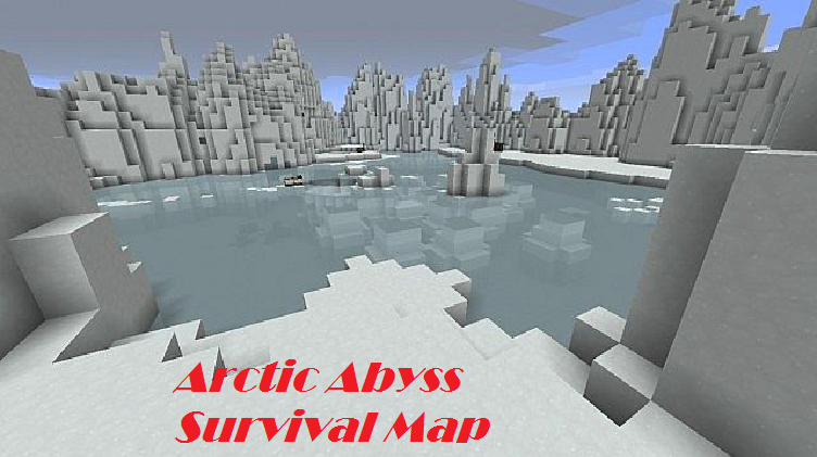 Arctic Abyss Survival Map for Minecraft  FileMinecraftcom