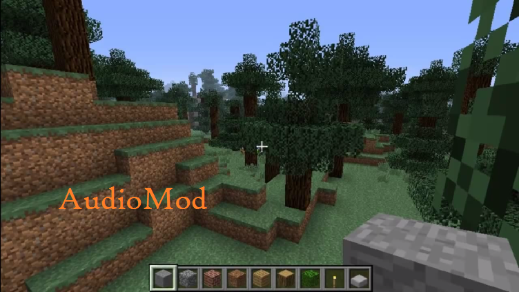 AudioMod for Minecraft - File-Minecraft com