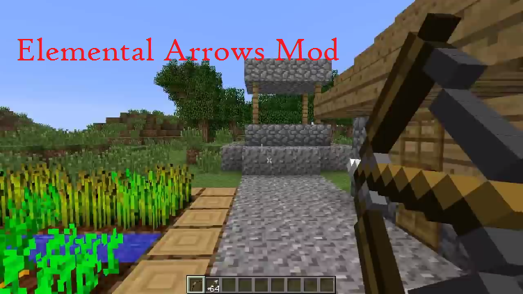 elemental-arrows-mod