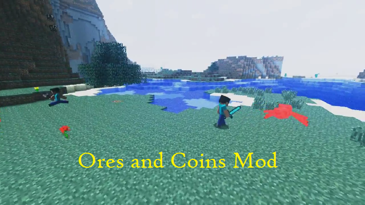 ores-and-coins-mod