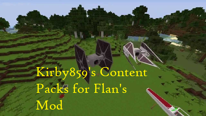 Kirby859's Content Packs for Flan's Mod for Minecraft - File