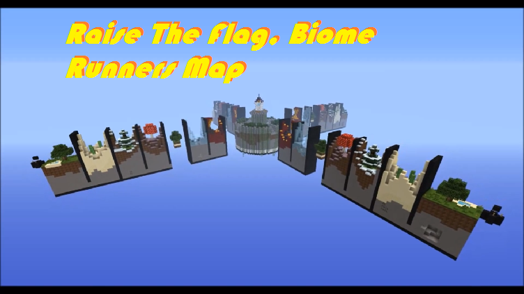 raise-the-flag-biome-runners-map