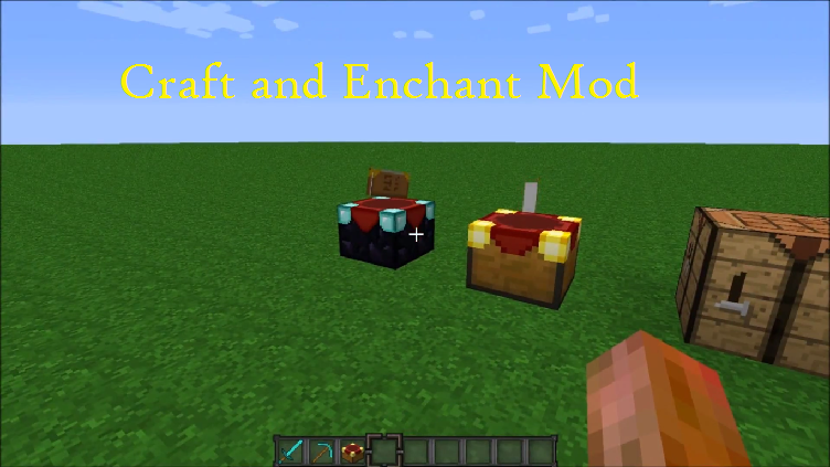 craft-and-enchant-mod