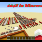 2048-in-minecraft-map