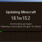 Downgrade-Minecraft-1.6.1-to-1.5.2