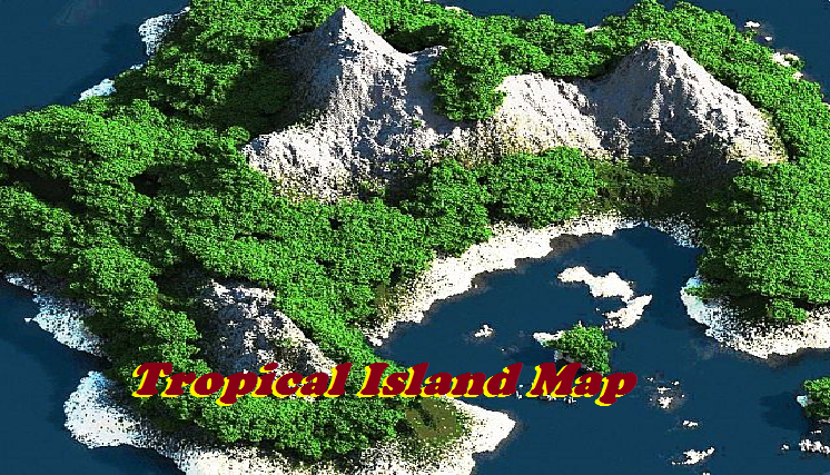 tropical-island-map