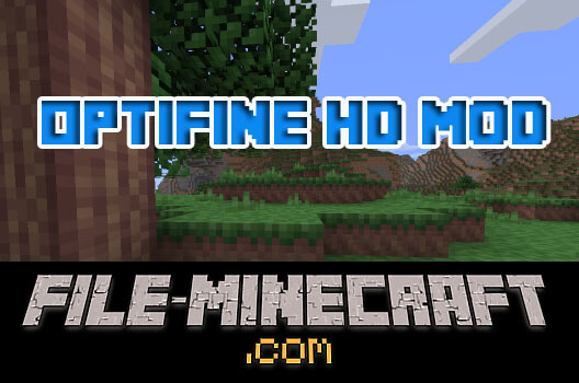 OptiFine HD Mod