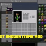Not Enough Items Mod-1