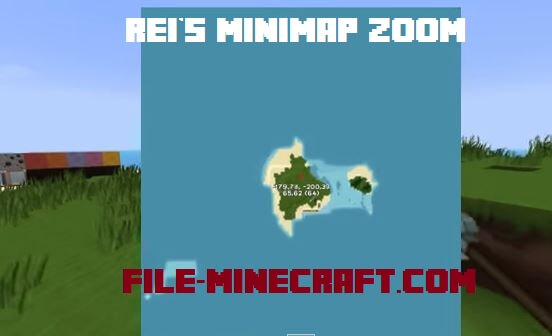 Rei S Minimap Mod 1 16 2 1 12 2 1 7 10 Custom Looking Map We're a community of creatives sharing everything minecraft! file minecraft com