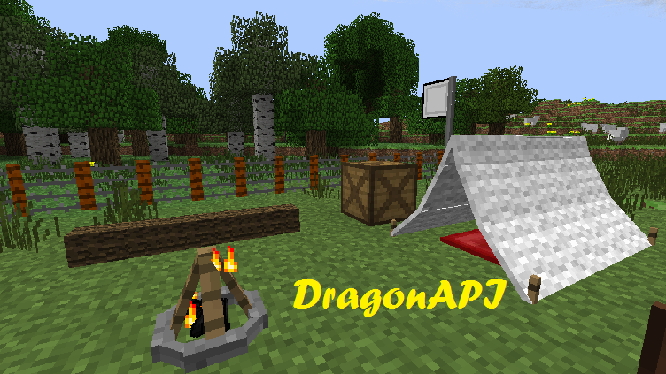 Minecraft Com The Game : Dragonapi