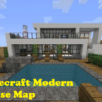 minecraft-modern-house-map