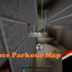 space-parkour-map
