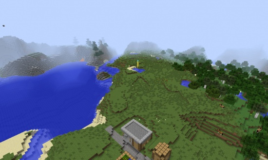 Minecraft 177 seeds minecraft 11311221102 good seed for survival and builds 1710179172 publicscrutiny Image collections