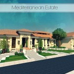 Mediterranean-estate-map