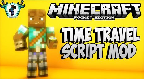 Time Travel Mod for MCPE 0 10 5/0 10 4 - File-Minecraft com
