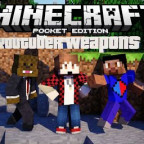 YouTubers-Weapons-Mod-MCPE
