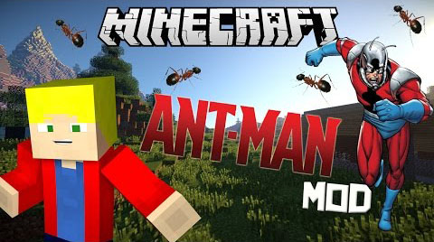 how to use antman in minecraft