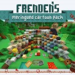 Meringued-cartoon-texture-pack