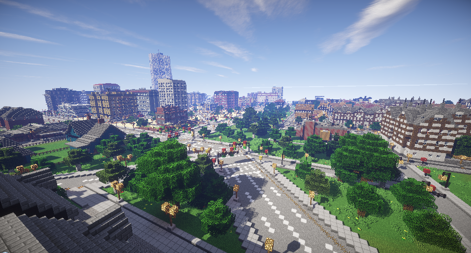 Varenburg 1 0 big city map 1 9 4 1 9 1 8 file minecraft com