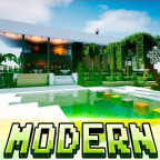 Beautiful-Modern-House-Map