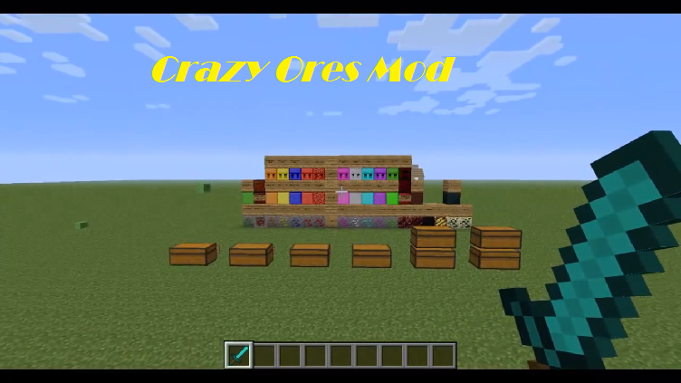 Mods Used In Crazy Craft