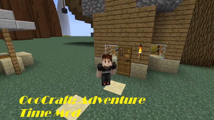 ooocraft-adventure-time-mod