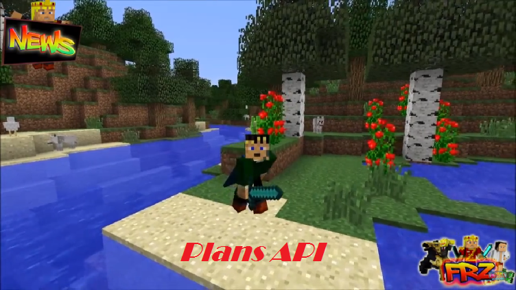 Plans API for Minecraft - File-Minecraft com