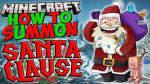 Santa Claus Boss Fight Command Block