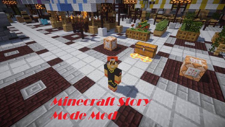 minecraft-story-mode-mod-by-kiriot22