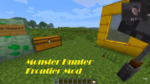 Monster Hunter Frontier Mod for Minecraft 1.12.2/1.11.2