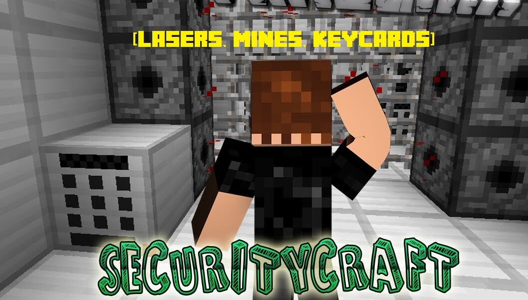 SecurityCraft Mod 1.8.9