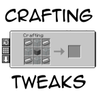 Crafting-Tweaks-Mod