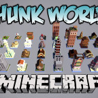 Chunk-World-Map