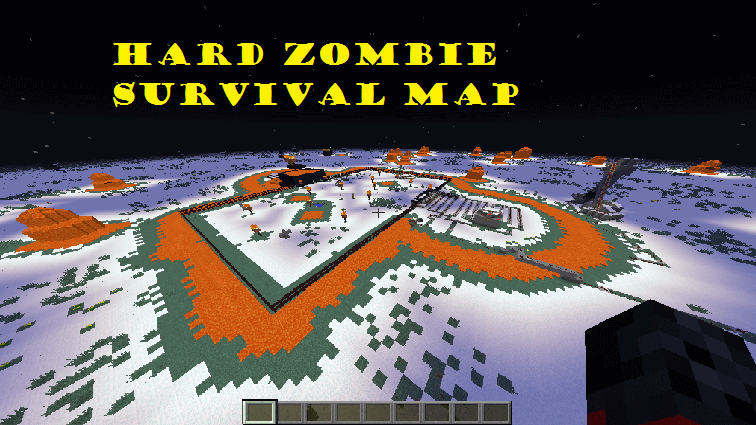 hard-zombie-survival-map-minecraft