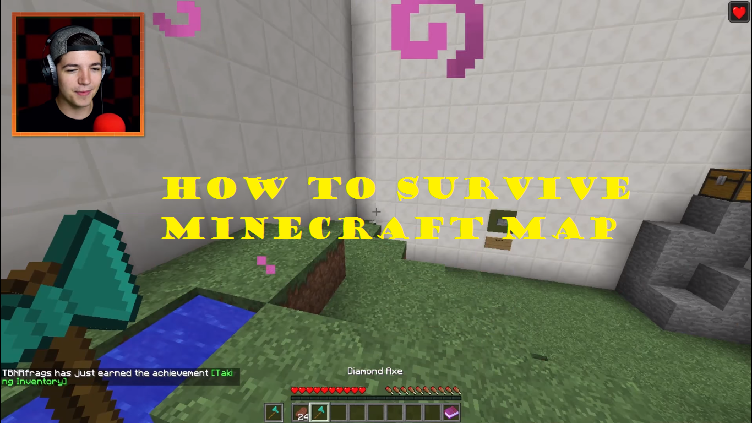 how to download the heist minecraft map