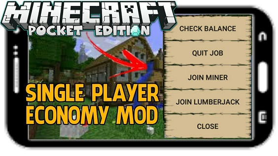 single-player-economy-mod-mcpe-image