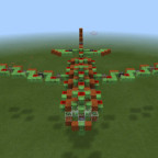 slimeblock-megaplane-redstone-map-for-mcpe
