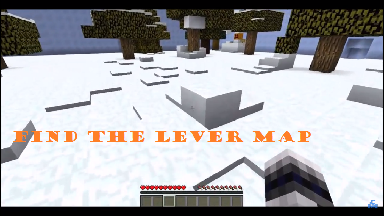 find-the-lever-map