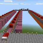 lucky-block-race-minigame-map-for-mcpe