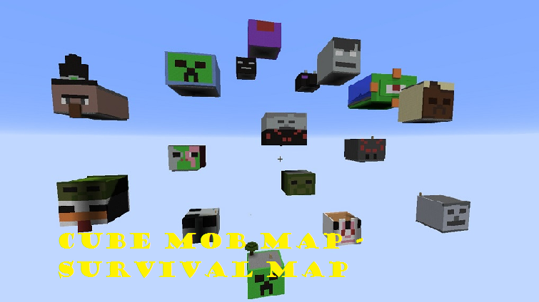 cube-mob-map-survival-map