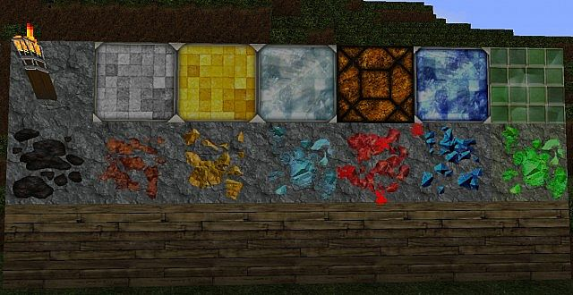 Ultra Realistic Craft Texture Pack - File-Minecraft.com
