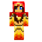 Fire-princess-skin