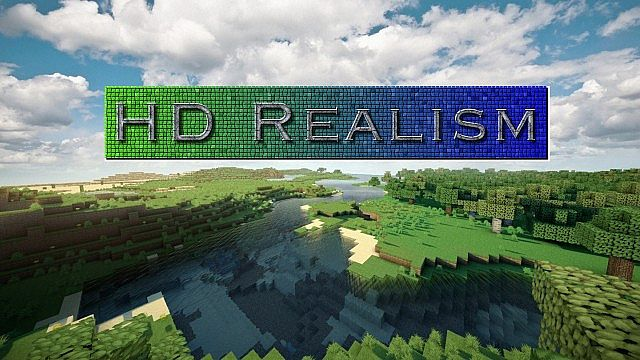HD Realism Texture Pack - File-Minecraft.com