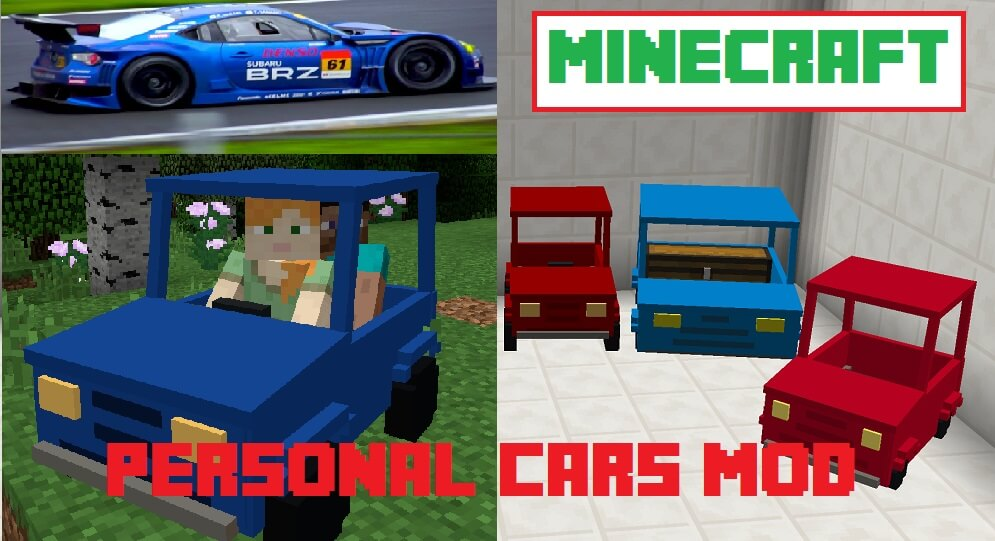 Personal Cars Mod