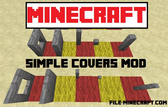 Book Cover Craft Mods ~ Simple covers mod img
