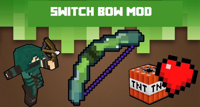Switch Bow Mod 1.11.2