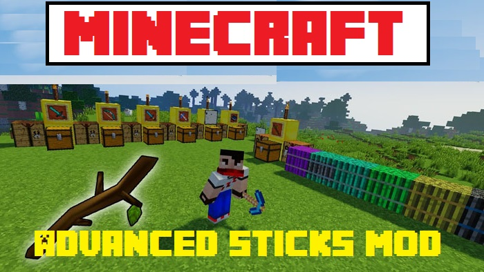 Advanced Sticks Mod 1.11.2