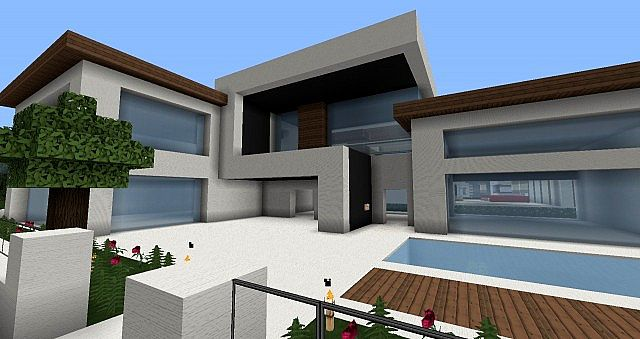 Flows hd texture pack file for Modernes haus command