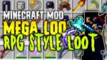 MegaLoot Mod 1.12.2/1.10.2 for Minecraft